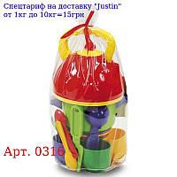 """ИГРУШКА """"Набор посуды Кастрюля"""" (16 пр, )"""