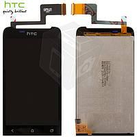Дисплейный модуль (дисплей + сенсор) для HTC One V T320e G24, оригинал