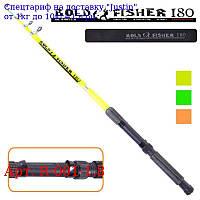 """Спінінг телескоп """"Bold fisher"""" 1, 8м 60-120г 5к R-001-1, 8"""