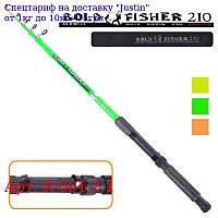 """Спінінг телескоп """"Bold fisher"""" 2, 1м 60-120г 6к R-001-2, 1"""