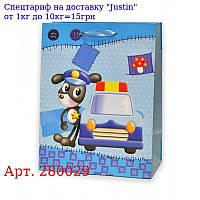 """Пакет 23 * 18 * 10 """"Щеня-поліцейський"""""""