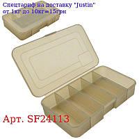 Коробка для снастей 19 * 11, 5 * 3, 6см SF24113