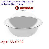 """Миска """"Deep"""" SS 6л d34см SS-0582"""