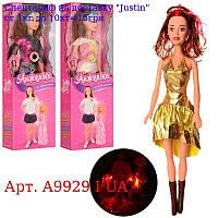 Лялька A9929 I UA ростовая,  56см,  муз (укр),  світло,  3віда,  на бат (таб),  в кор-ке,  60-20-8, 5см