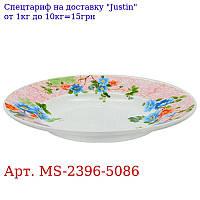 "Тарелка суповая эмаль 9 ""(22, 9см) 6шт / наб"" Весна ""MS-2396-5086 (6наб)"