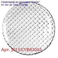 Блюдо круглое стекло 31 * 2см J01537 / R83055