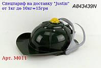 Каска M011 28см,  військова,  в сітці,  20-28-14см