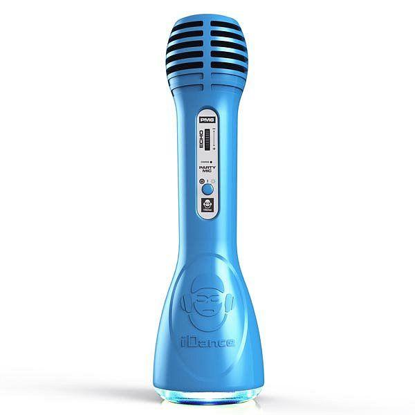 Беспроводной караоке-микрофон 4 в 1 iDance Party Mic PM–6