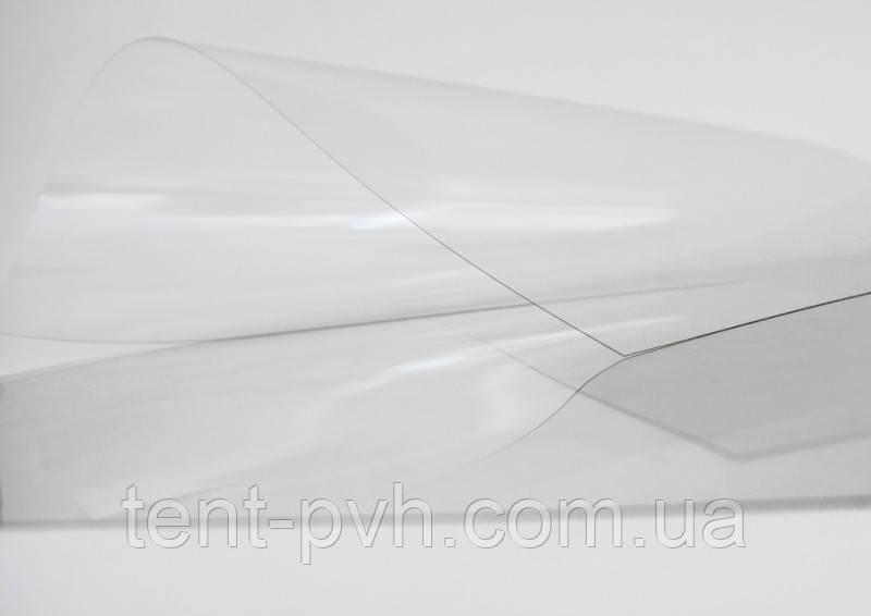 Пленка ПВХ прозрачная для мягких окон, 650г/м2
