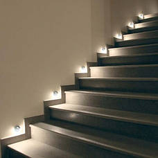 Сходинкові світильники