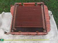 Радиатор водяного охлаждения Т-130, Т-170 (4-х рядный) (г.Оренбург)  Д180.1301.010
