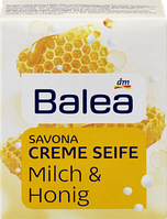 Крем-мыло  Мед с молоком Balea Creme Seife Milch & Honig 150 гр