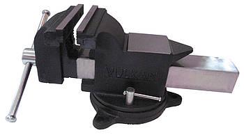 Тиски Vulkan MPV1-150 слесарные поворотные 150 мм