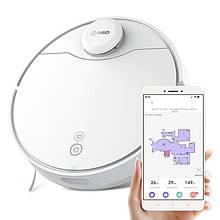 Робот-пылесос 360 Plus Vacuum Cleaner S6 Pro White (6972999590029)