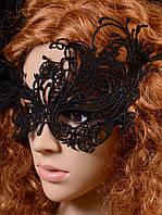 Маскарадная маска на хеллоуин