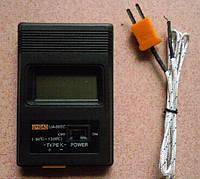 Цифровой термометр TM-902C + термопара от -50°C до +1300°C