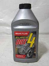 Тормозная жидкость Super DOT 4 440г