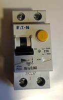 Диф.автомат Eaton PFL6 Характеристика С 10/0,03 A