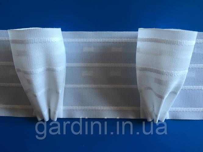 Шторная лента бокалы целлофановая упаковка для одежды оптом