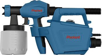 Краскопульт электрический Phiolent SG2-650 HVLP