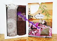 Набор для сауны First Choice 100% бамбук Турция