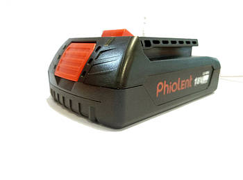 Аккумулятор Phiolent 18 В 2 Ач