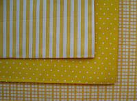 Набор кусочков ткани для пэчворка