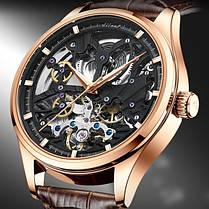 Чоловічі наручні годинники механічні Ailang Profi, фото 2