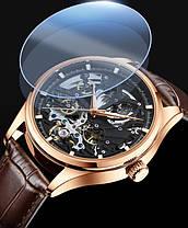 Чоловічі наручні годинники механічні Ailang Profi, фото 3