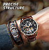 Чоловічі наручні годинники механічні Ailang Profi, фото 6