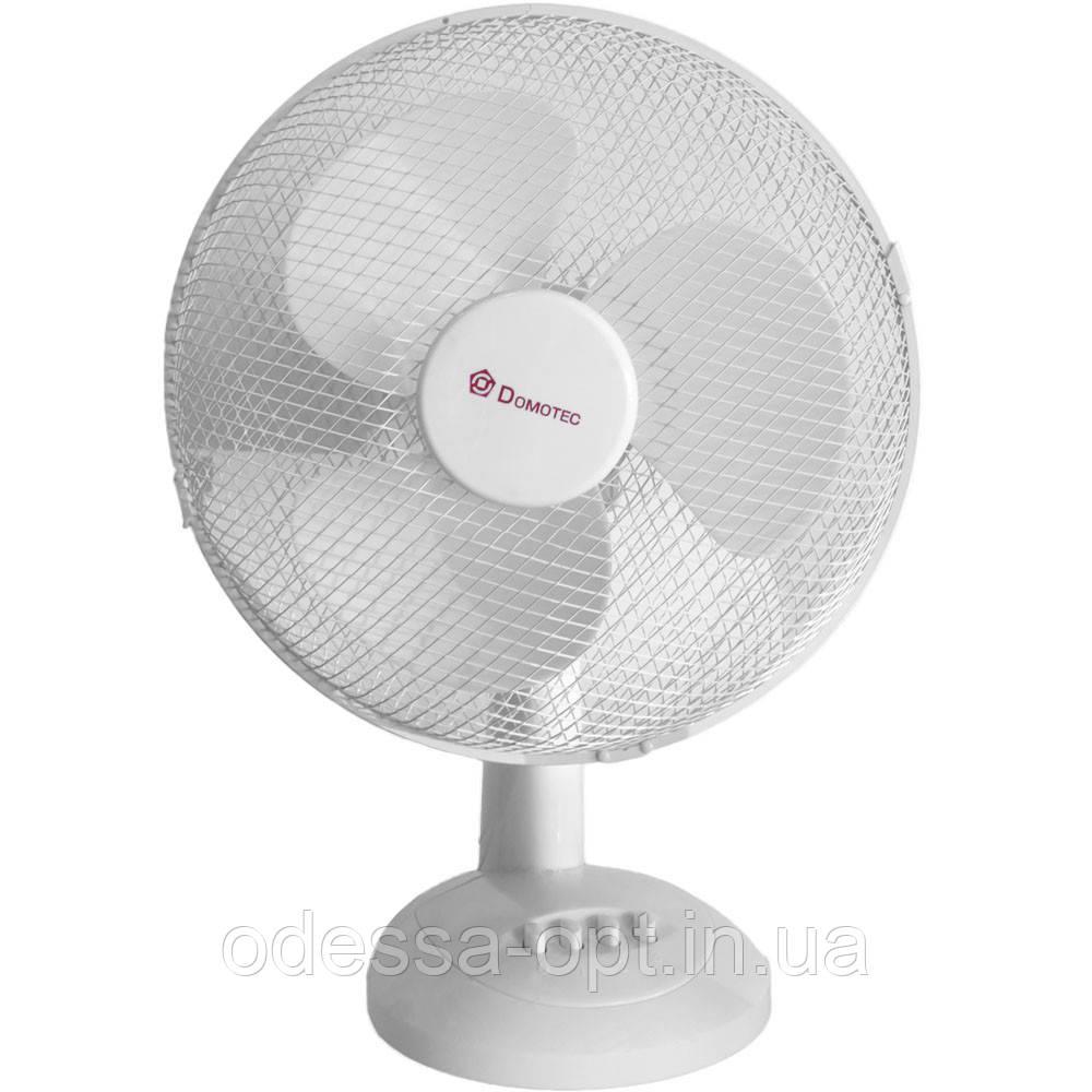Настольный вентилятор Domotec MS-1625 Fan D12 (Продается по 2 штуки !!!)