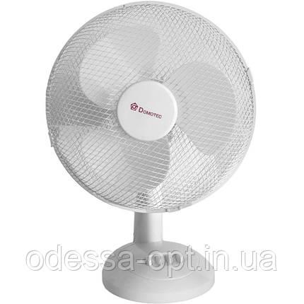 Настольный вентилятор Domotec MS-1625 Fan D12 (Продается по 2 штуки !!!), фото 2