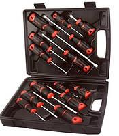 Набор крестовых и шлицевых отверток, 14 предметов AmPro T32798
