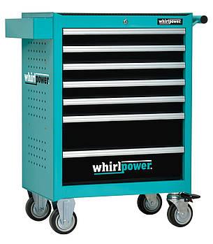 Ящик-тумба для инструментов Whirlpower A04-7 металлический
