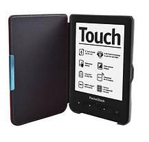 Чехол обложка PocketBook 622  Touch черный, фото 3