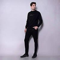 Мужской спортивный костюм Teamv Casual 2 Черный M