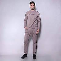 Мужской спортивный костюм Teamv Casual 2 Мокко S