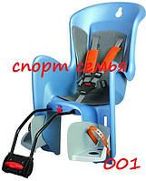 Статья об установке детского кресла BILBY QST по подсидельный штырь.