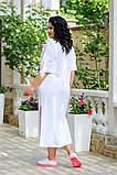Платье женское в спортивном стиле большого размера 48-50,52-54,56-58, фото 8