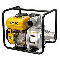 Мотопомпа Rato RT100ZB26-5.2Q, фото 1
