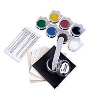 Жидкая кожа для авто обуви Leather Vinyl Repair Kit / Набор для ремонта кожи