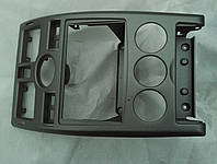 Рамка панель магнитофона лада приора ваз 2170 2171 2172 завод оригинал двух диновая