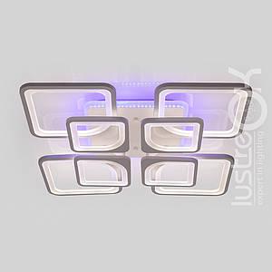 Люстра светодиодная потолочная  Люстра с пультом управления