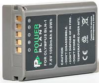 Акумулятор PowerPlant Olympus PS-BLN1 1050mAh