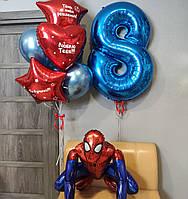 Для мальчика в стиле человек паук