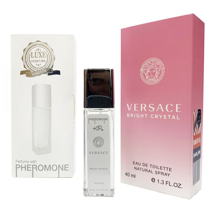 Pheromone Formula Versace Bright Crystal женский 40 мл