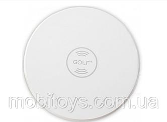 Бездротова зарядка Golf GF-WQ3 Wireless Charger, White