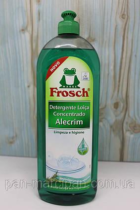 Засіб для миття посуд Frosch з ароматом розмарину 750 мл Німеччина