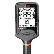 Металлоискатель Quest Q60 (Квест 60), фото 3