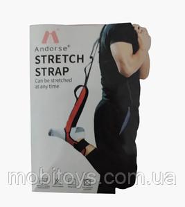 Фітнес-гумка для стрейчингу Strech Strap 614 (51939)